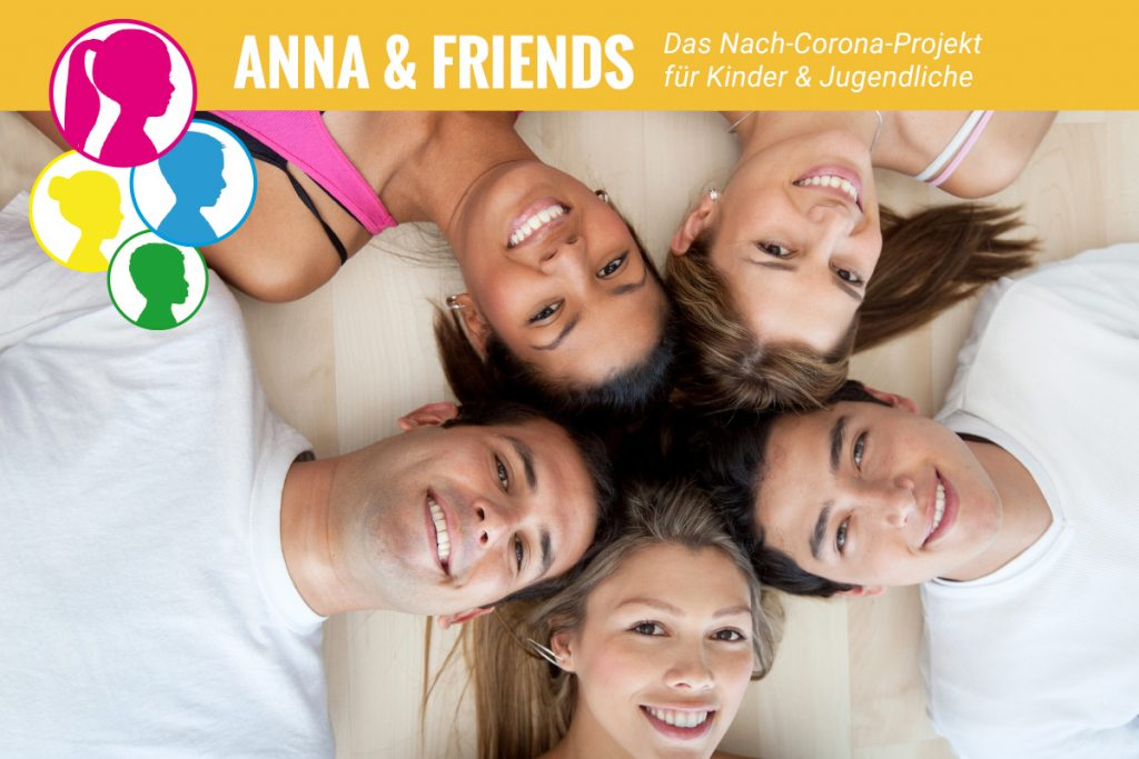Anna and friends – Kinder und Corona